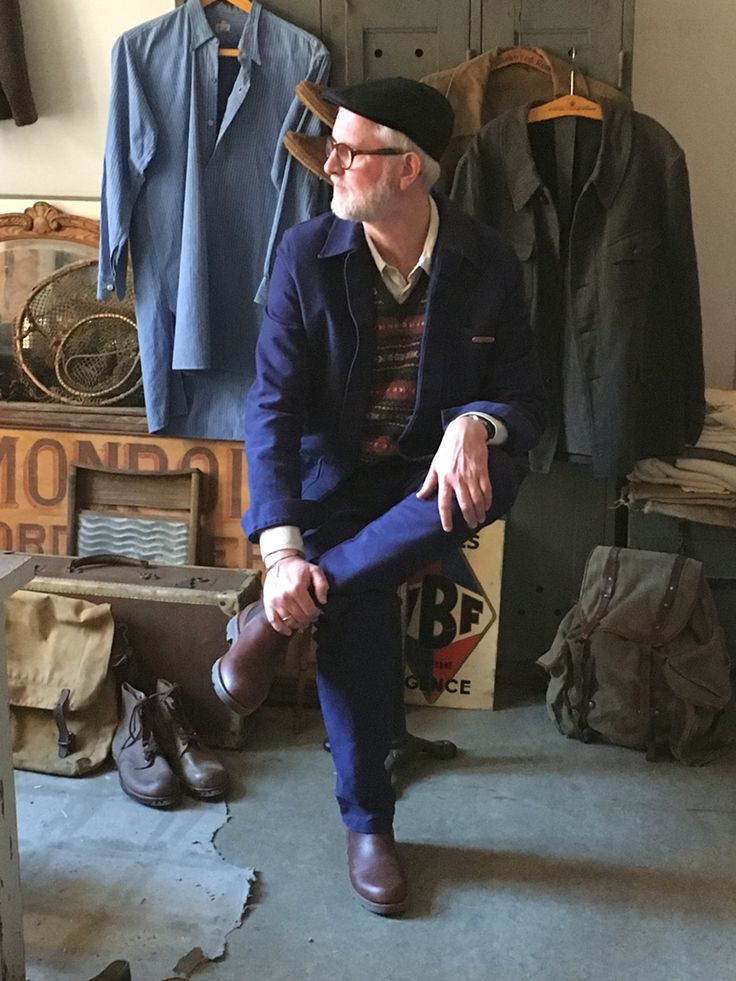 Jacket and pants from lemontstmichel boots from labottegardiane #madeinfrance #lemontstmichel #labottegardiane #arbejdstøj #hellerestilendbil