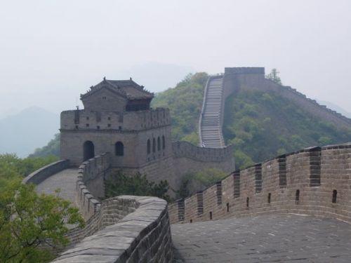 Chinese muur, 7 nieuwe wereldwonderen