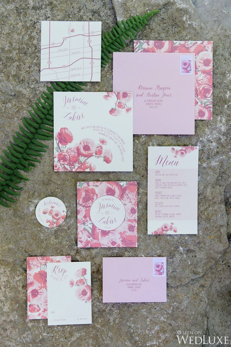 506 best Wedding Invitations Save the Dates Guest Books and