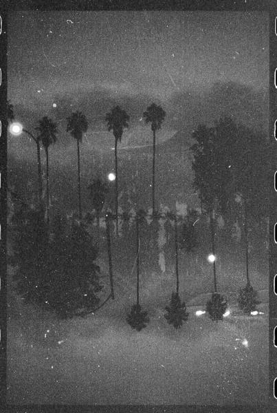 Landscapes 35mm Double Exposure Art Print