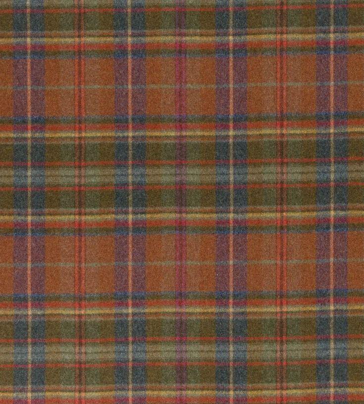 Christmas at Home   Thirlestone Plaid Fabric by Ralph Lauren   Jane Clayton