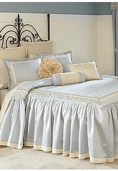 Home Accents® Diana 8-piece Luxury Bedspread Ensemble #belk #bedding