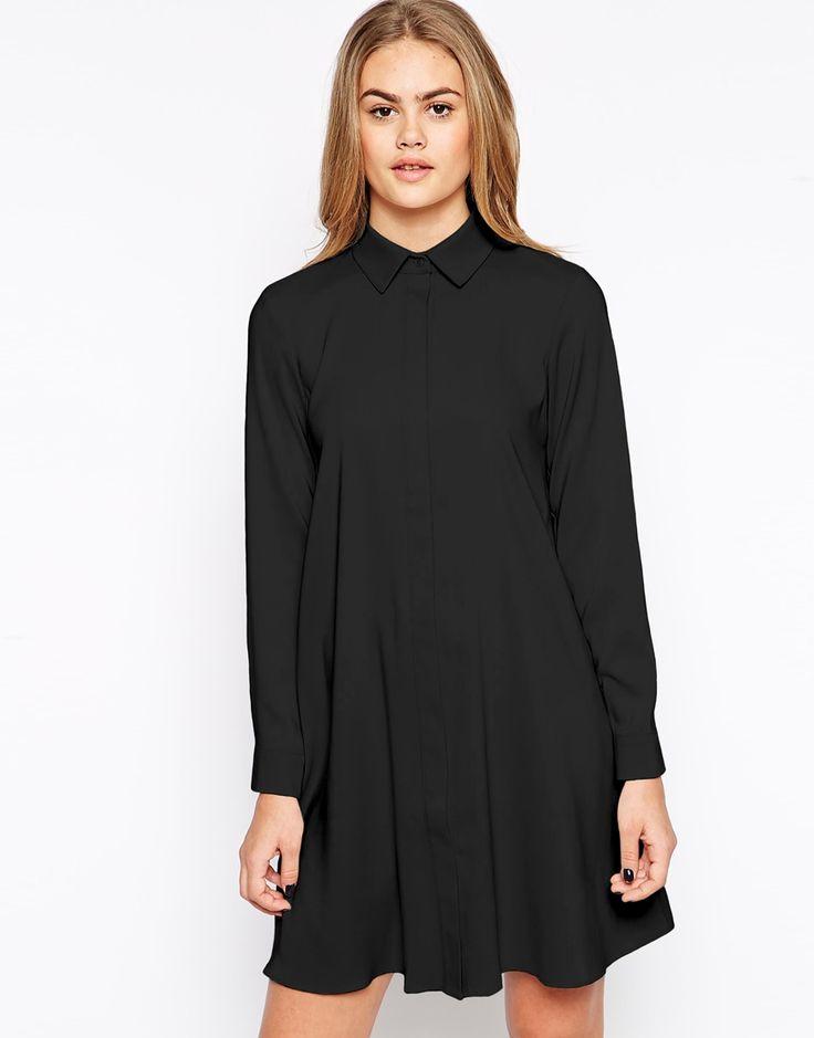 Image 1 ofASOS Shirt Dress