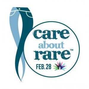 """Global Genes Project's """"Care About Rare"""" Day on February 28th- Wear jeans to show you care about finding cures for rare diseases. (postural orthostatic tachycardia syndrome P.O.T.S/ Dysautonomia)"""
