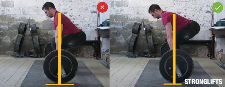 deadlift mistakes and solutions