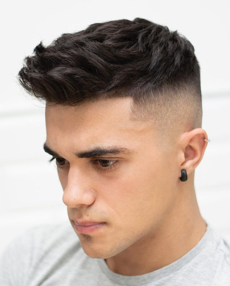 Mens teen hairstyles