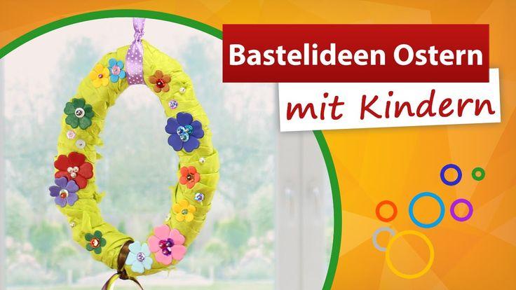 17 best images about bastelvideo bastelanleitung video - Osterdekoration mit kindern basteln ...