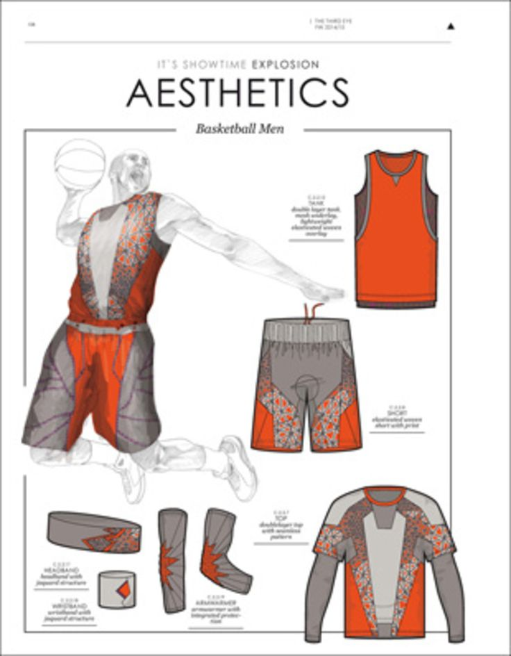 The Third Eye - A/W 14/15 incl. DVD - Active / Sportwear - Styling ...