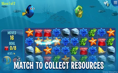 Dory's Reef- screenshot thumbnail