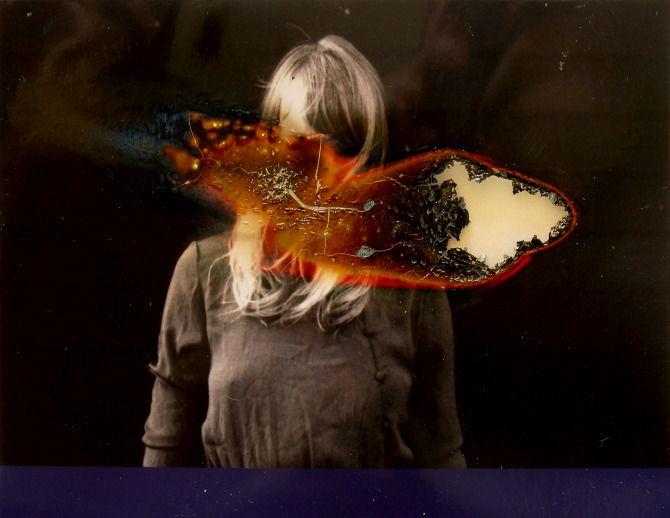 Lucas Simões – Burned Photographs
