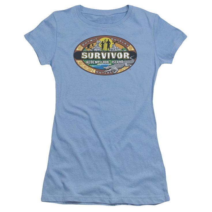 Survivor/Redemption Island Junior Sheer in Carolina, Girl's
