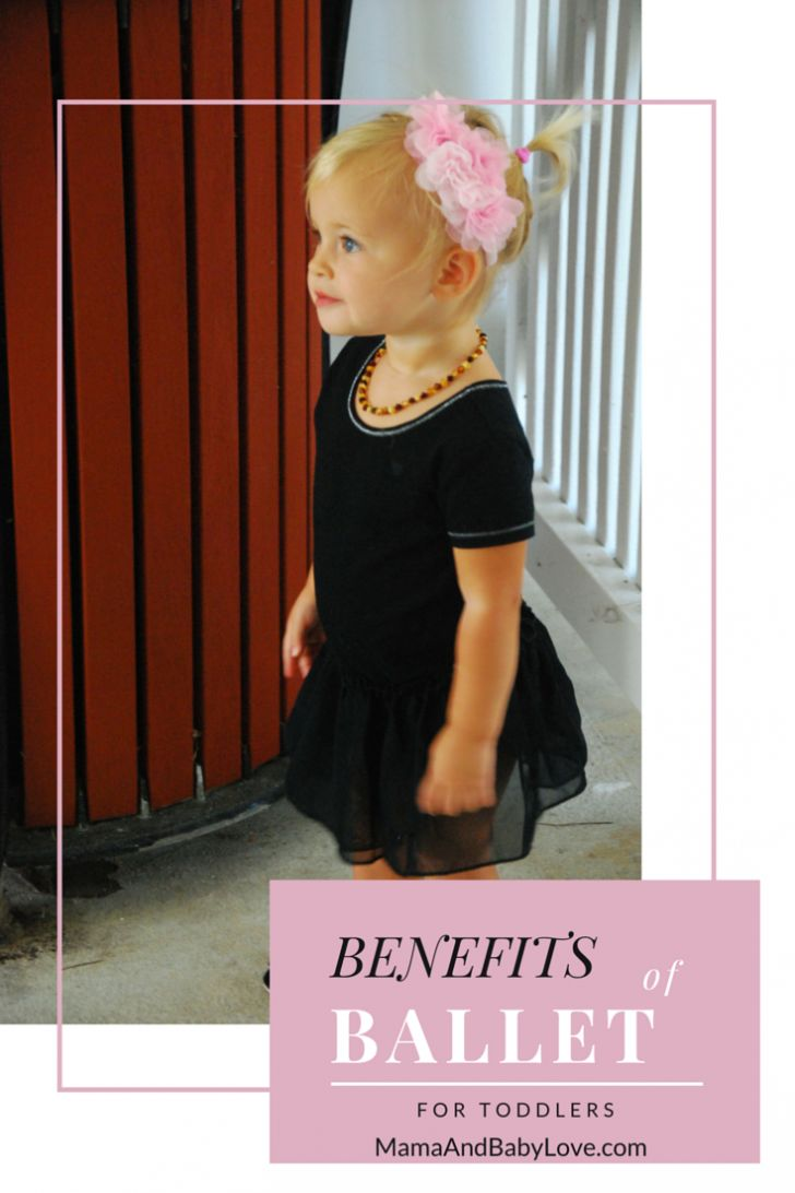 Benefits of Ballet for Toddlers