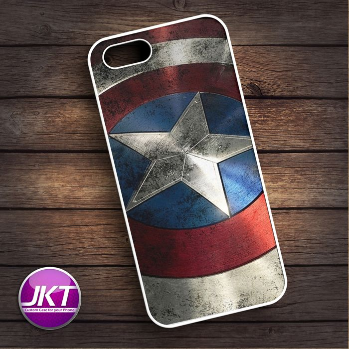 Captain America Phone Case for iPhone, Samsung, HTC, LG, Sony, ASUS Brand #CaptainAmerica #Superhero #CivilWar #TheAvengers