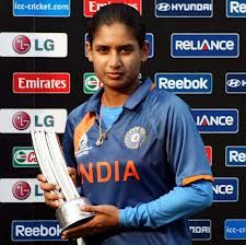captain of the Indian Women's cricket team and also one of the best players among other women cricketers - MITHALI RAJ -