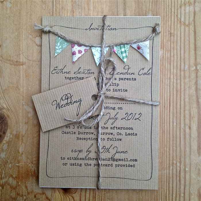 Must be Fete handmade bunting pink green 2