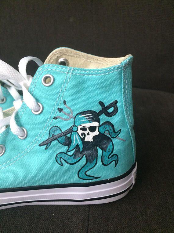 e8621197bdc0 UMA Descendants Shoes - hand painted