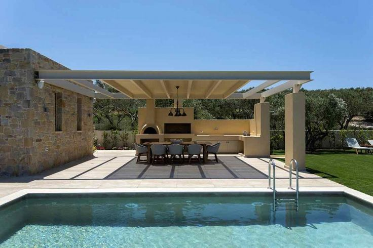 Villa Nirvana is een geweldige 3 slaapkamer vakantievilla met privé zwembad te Kreta Griekenland ideaal voor de zomervakantie