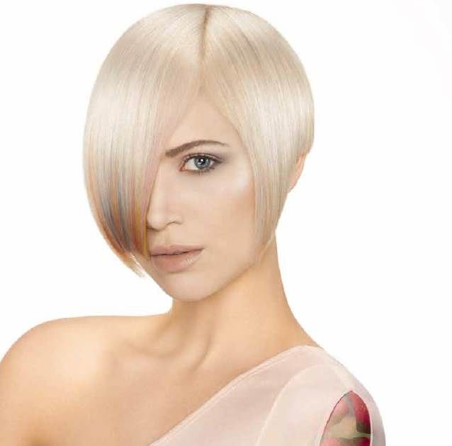 how to create the illusion of blonde hair