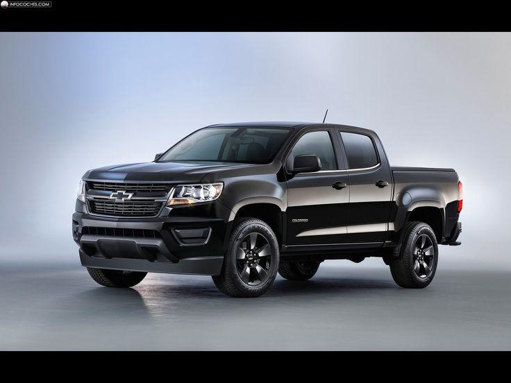 Fotos del Chevrolet Colorado Midnight Edition and Trail Boss - 7 / 12