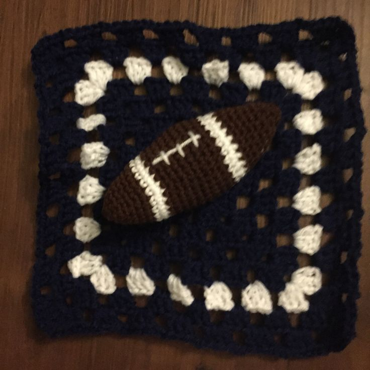 Football lovey (picture only)