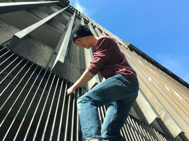 The urban! #dwbtoftshit #urbanclimber #beanie #beanies #beanieseason
