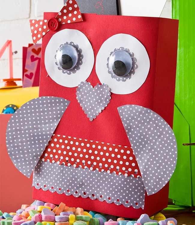 valentine boxes out of cereal boxes 2
