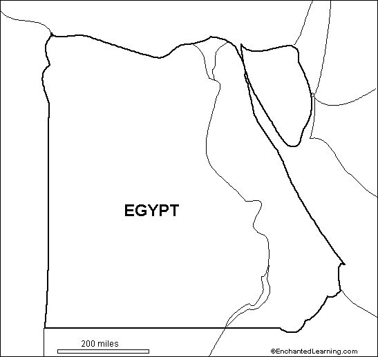 Best Ancient Egypt Images On Pinterest Ancient Egypt - Map of egypt for primary school