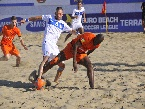 Euro Beach Soccer League: #Italia vs #Olanda