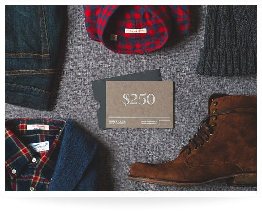 Top 25 Christmas Gifts For Him - AskMenA Trunk Club gift card is more than just access to great clothes. Every Trunk Club member has a personal stylist who hand-picks a selection of premium men's clothing based on that member's preferences. Shipping is free both ways, with 10 days to try everything on and make returns. Best part is, there's no extra cost for Trunk Club's services, he pays only for what he keeps. Starting at $100 at Trunk Club