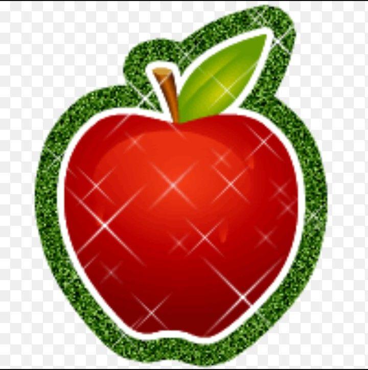 Началом, картинки яблока анимации