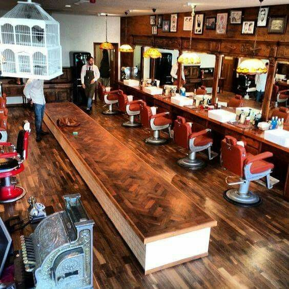 1000 images about barber shop ideas and styles on for Barber shop interior designs ideas