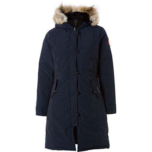 (カナダグース) Canada Goose レディース アウター ダウンジャケット Kensington Down Parka 並行輸入品  新品【取り寄せ商品のため、お届けまでに2週間前後かかります。】 カラー:Navy カラー:ブルー