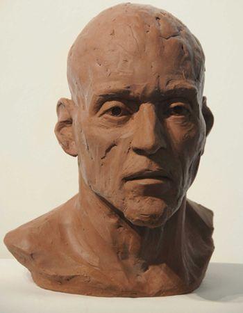 Sculpture by Sholeh Regna