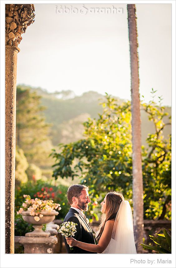 monserrate palace wedding photographer Portugal lisbon