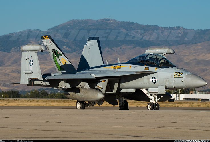 Boeing EA-18G Growler - USA - Navy | Aviation Photo #2717112 | Airliners.net