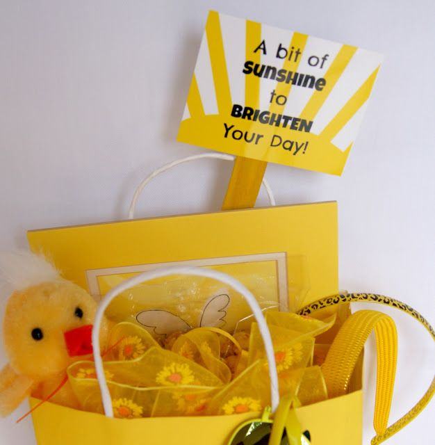 michelle paige: Cheer Up Gifts- Little Bit of Sunshine