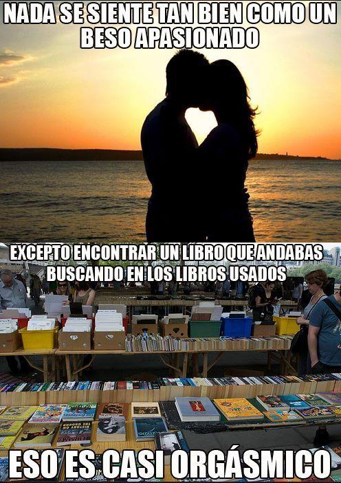 jajaja cierto! #libros