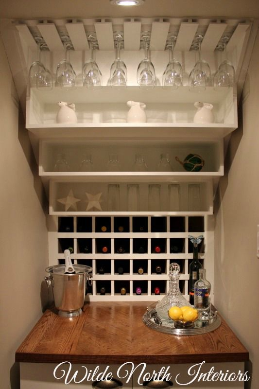 25 Best Ideas About Bar Under Stairs On Pinterest Under