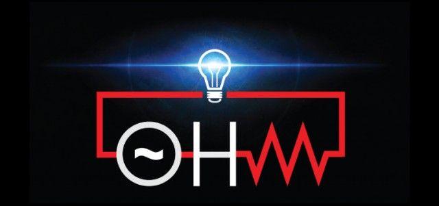 Ohm (Si los físicos famosos tuviesen logo - Naukas)