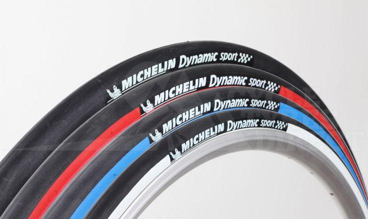 Lote de 2 Neumáticos Michelin Dynamic Sport - Neumáticos MTB, neumáticos de bici -cycletyres.es