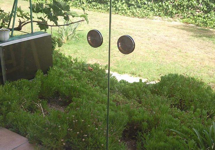 Glass sliding door - Sunflex SF20 | IDSystems