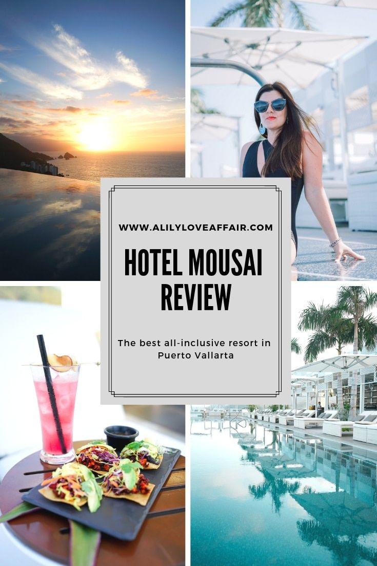 Hotel Mousai Review Vacation Trips Puerto Vallarta Resorts