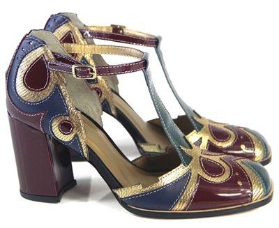 MONTMATRE - Louloux - Sapatos Colecionáveis