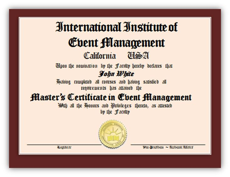 Event Management and Wedding Planning Courses Online with Certification