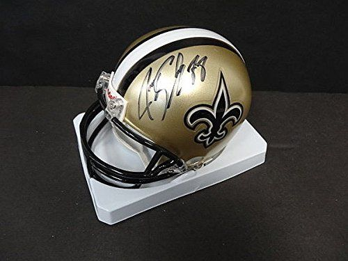 Jeremy Shockey New Orleans Saints Helmets