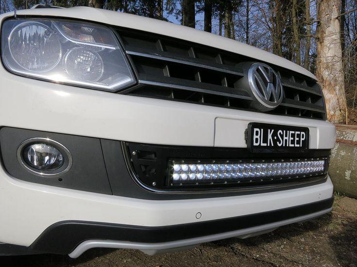 http//:www.blacksheep-innovations.com VW Amarok Black Sheep Innovations   LED BAR Stossstange Bumper