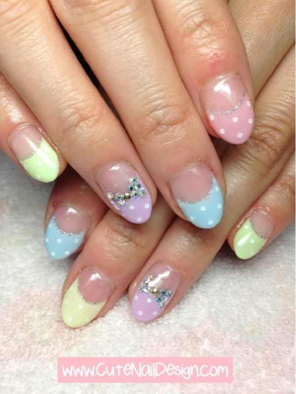 47 best Cute Nail Designs images on Pinterest | Cute nail designs ...