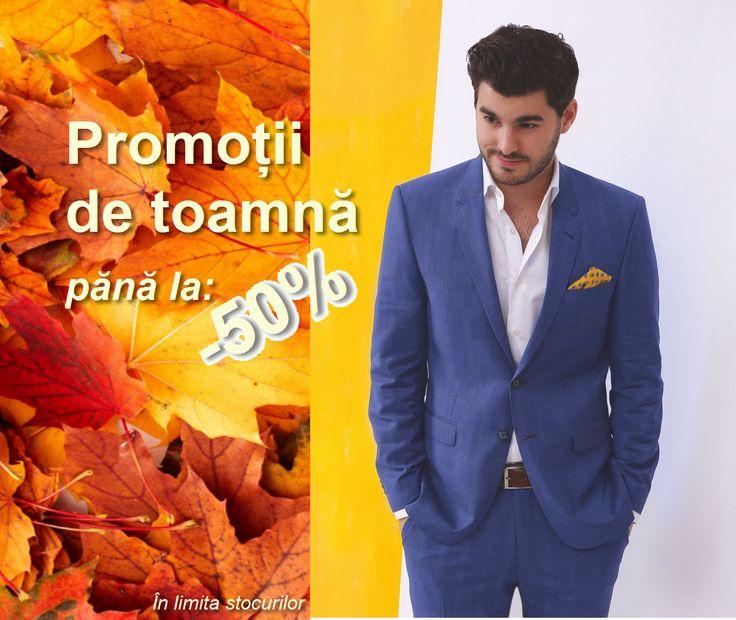 Promotiile de toamna sunt -de fapt- la produsele de vara :) . Stocurile sunt limitate, vizitati-ne magazinele sau pagina de web: www.seroussi.ro