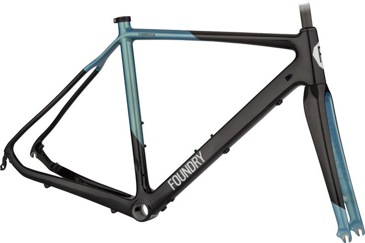 Camrock Frameset | Foundry Cycles