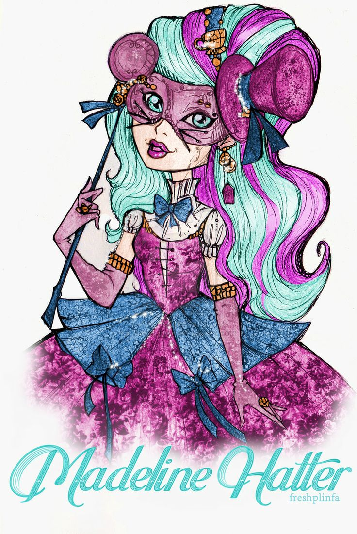 Madeline Hatter Thronecoming Headcanon By Skyxriven On